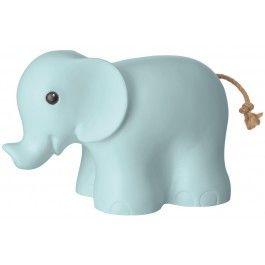 Heico, Lamp olifant blauw Figuurlamp van het Duitse merk Heico in de vorm van een blauwe olifant.  Deze schattige vintage lamp geeft een zachte sfeerverlichting, net genoeg om kleine kinderen een heerlijke nachtrust te bezorgen. Deze olifant lamp is ook in het lichtroze en framboos verkrijgbaar. En heb je het leuke staartje al gezien? #heico #lamp #verlichting #kinderlamp #kinderkamer #babykamer #olifant #engeltjesendraken #leiden