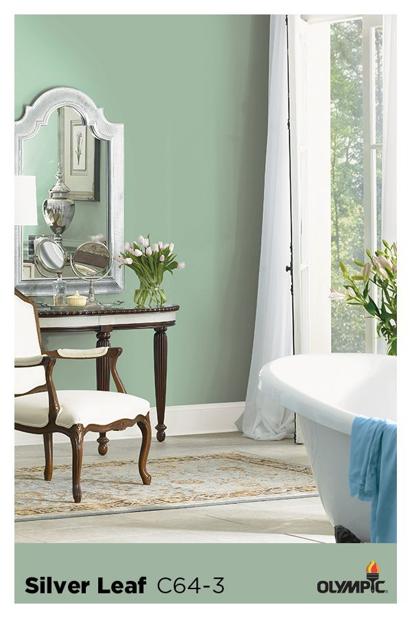 Soft Green Paint Colors 254 best green paint colors images on pinterest | olympic paint