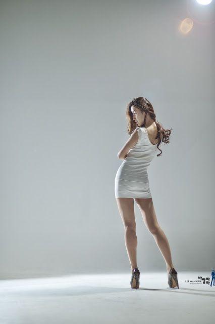 Yoo Ha Na | Korean Racing Models | Women wear, Korean ...