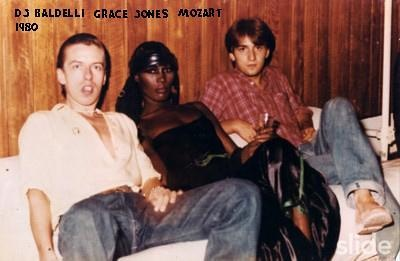 Daniele Baldelli+Grace Jones+Dj Mozart ---- Baia degli Angeli