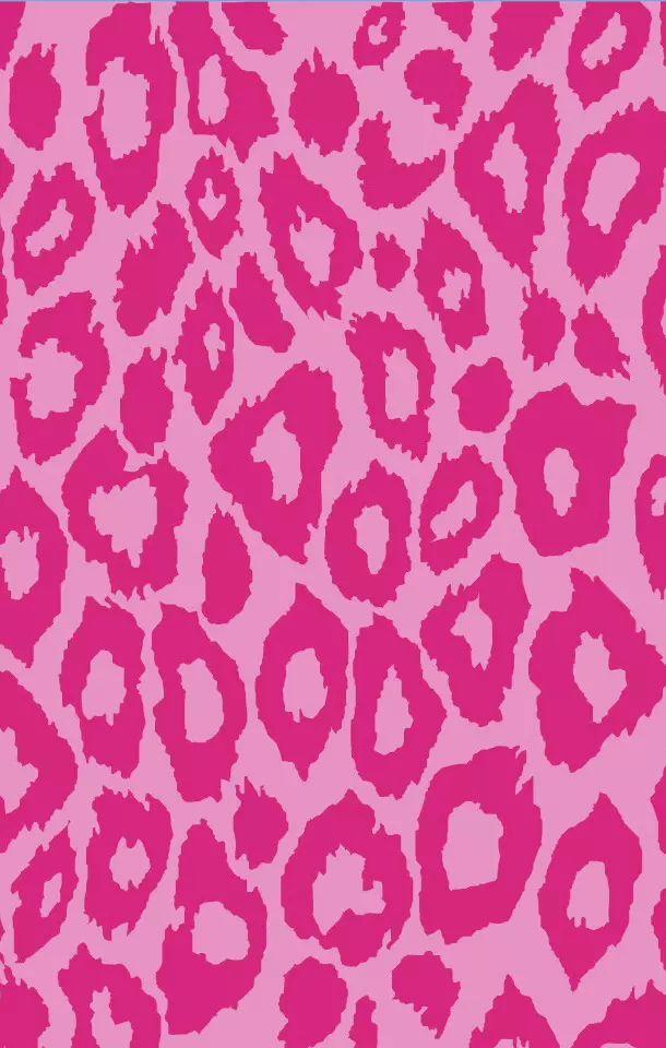 511 best animal print images on pinterest animal prints - Pink animal print wallpaper ...