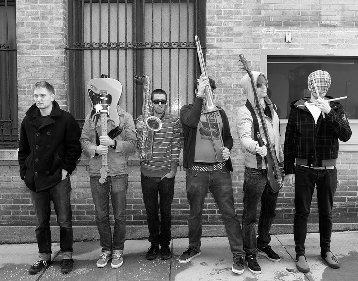 Catch 22.  One of the best ska bands you'll ever hear.