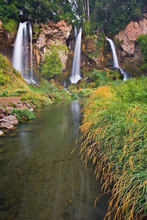 rifle falls rifle falls state park colorado perfect place for an outdoor wedding