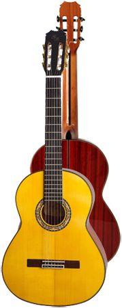 Ver Modelo Buleria: Guitarra Flamenca del Constructor Francisco Bros, en el Blog de guitarra Artesana