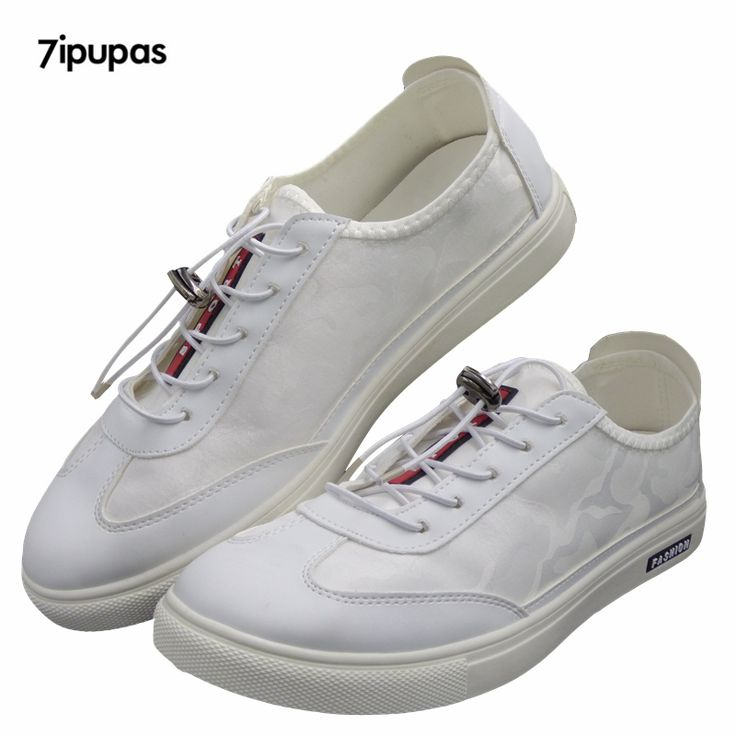 >> Click to Buy << 7ipupas Trend Mens casual shoes man flats Slip-on breathable Mens White outdoor shoes Mens canvas Shoe for Men Zapatos de hombre #Affiliate