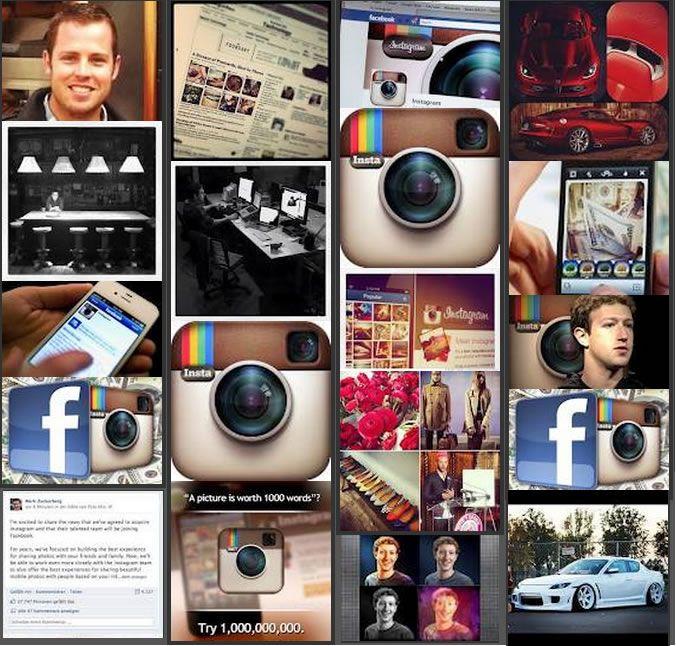 Facebook buys Instagram for $1 Billion http://dailytrends.org