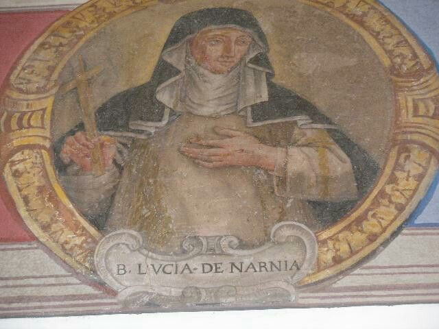 Blessed Lucy of Narnia - real saint. Feast Nov. 16.