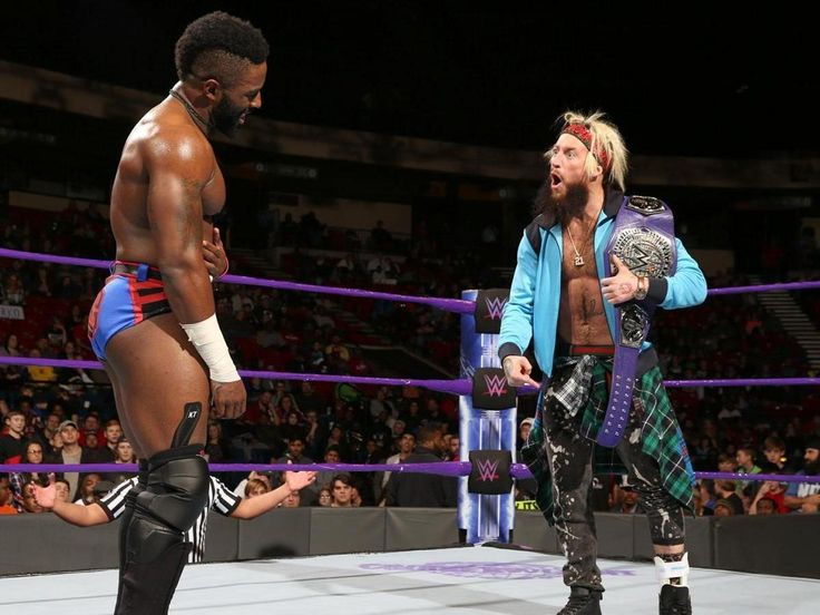 WWE 205 Live Results: Winners, Grades, Reaction and Highlights from January 16  ...