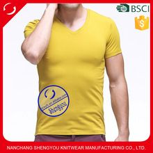 Wholesale Customized bamboo fiber casual t shirt for men  best buy follow this link http://shopingayo.space