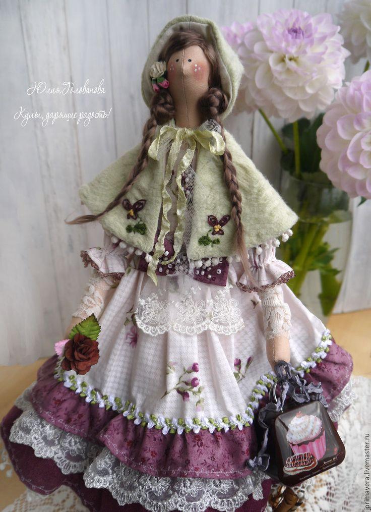 """Купить ТИЛЬДА КУКЛА """"Будуарная"""" - тильда, кукла Тильда, кукла тильда купить, тильда кукла"""