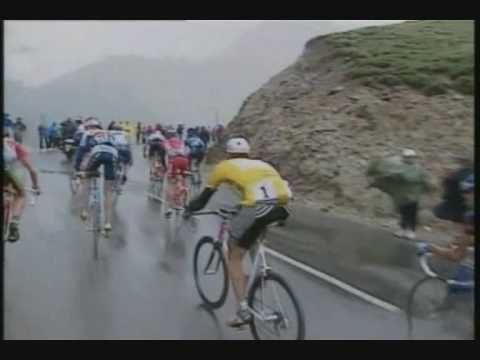 Ciao Marco, otto anni senza Pantani.   L'epica vittoria del Pirata sul Col du Galibier al Tour de France '98  bit.ly/xnxRnm