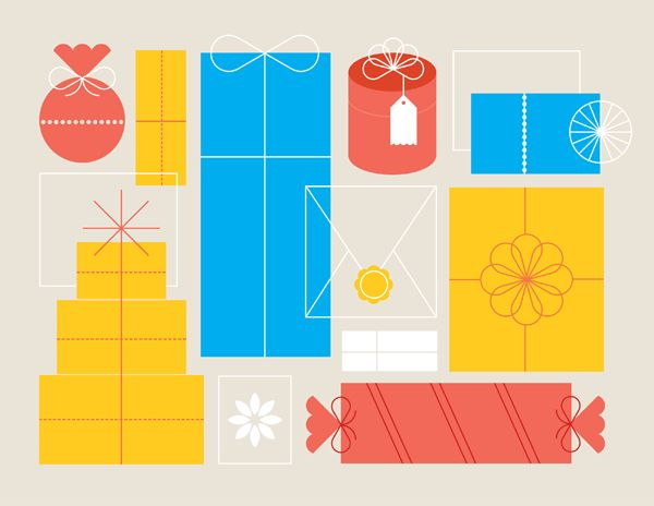 Eight Hour Day » Collections Illustration Set