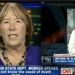 "Benghazi Victim's Mother on Hillary: ""She Has Her Child, I Don't Have Mine Because of Her"" - Clash Daily"