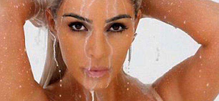 Fotos   Kim Kardashian ahora se baña en leche   Últimas Noticias