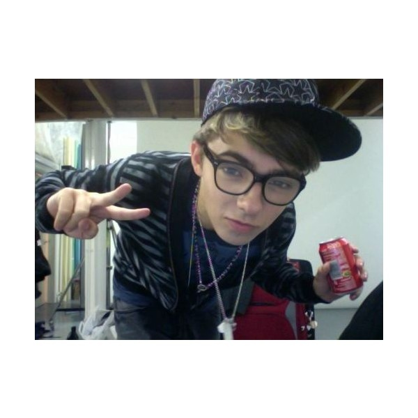 nathan skyes is hot ❤ liked on Polyvore