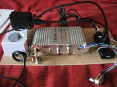 Building an internet radio with the Raspberry Pi