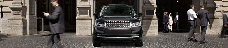 BECAUSE RANGE ROVER AND RANGE ROVER SPORT HAVE GROSS VEHICLE WEIGHT RATINGS GREATER THAN 6,000 POUNDS,** THEY QUALIFY FOR AN ACCELERATED TAX DEPRECIATION SCHEDULE. THE VEHICLES CAN BE DEPRECIATED UP TO 60 PERCENT IN THE FIRST YEAR, AND FULLY DEPRECIATED IN 6 YEARS. A SIGNIFICANT ADVANTAGE COMPARED TO SIMILARLY PRICED LUXURY CARS.
