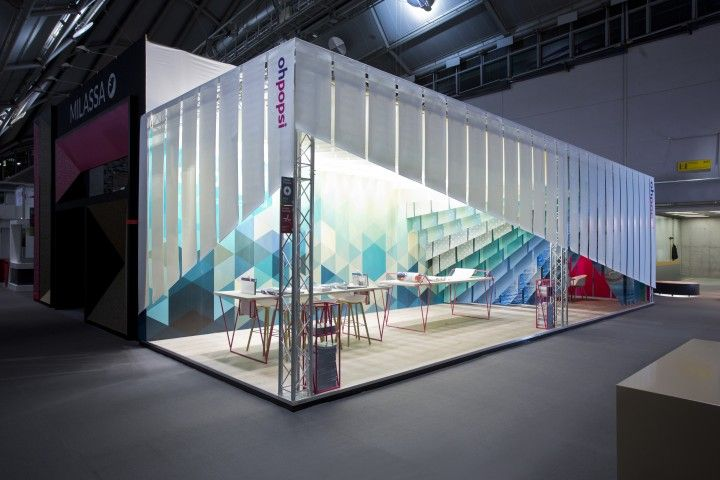 Simple Exhibition Stands : Best ideas about exhibition stand design on pinterest