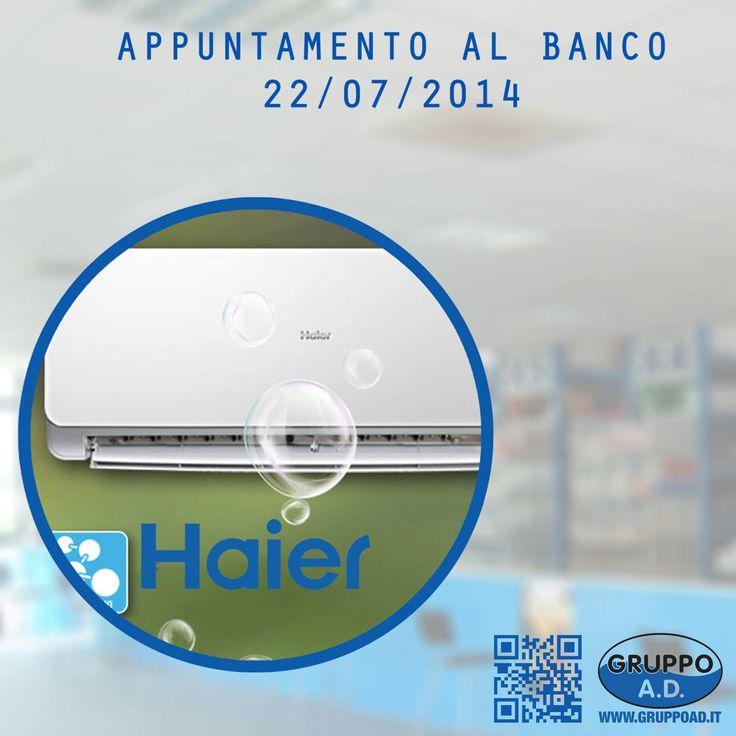 Oggi #climatizzazione con Haier Italia presso la filiale #GruppoAD  Leggi Tutto->http://goo.gl/6LbBAk  #condizionatori #condizionamento #risparmioenergetico