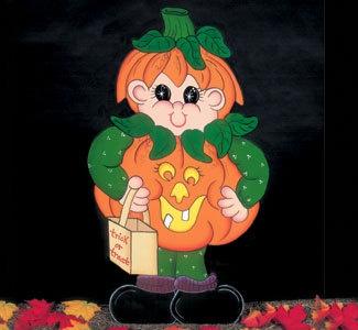 65 best wood lawn ornaments images on pinterest christmas pumpkins bats pumpkin trick or treater pattern solutioingenieria Choice Image