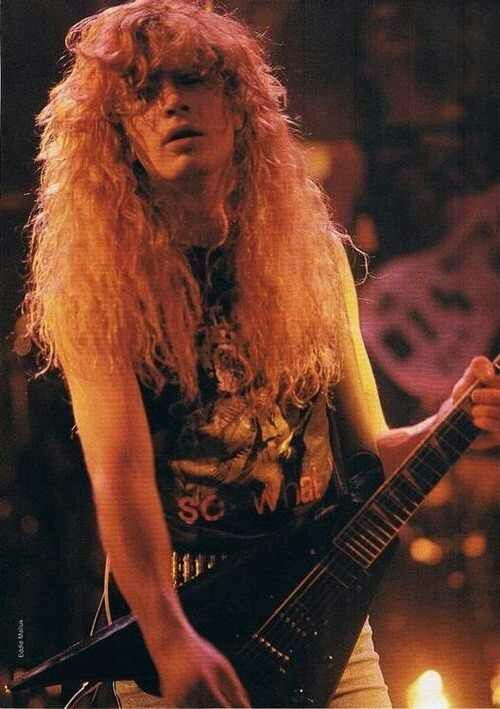 ~Dave Mustaine~                                                       …