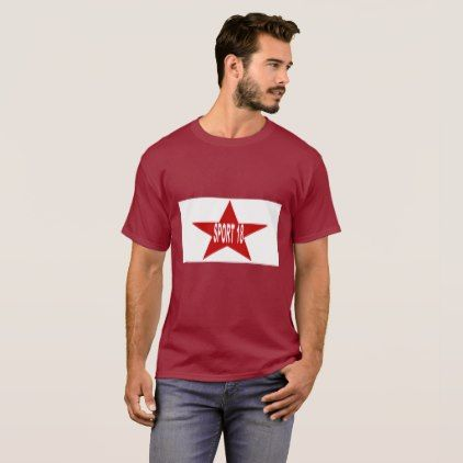 TEE-SHIRT SPORT 18 JAPAN T-Shirt  $25.70  by AMSTAR  - cyo diy customize personalize unique