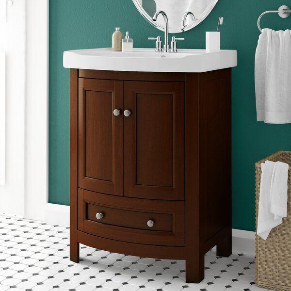 Thibeault 24 Single Bathroom Vanity Set Single Bathroom Vanity Vanity Bathroom Vanity