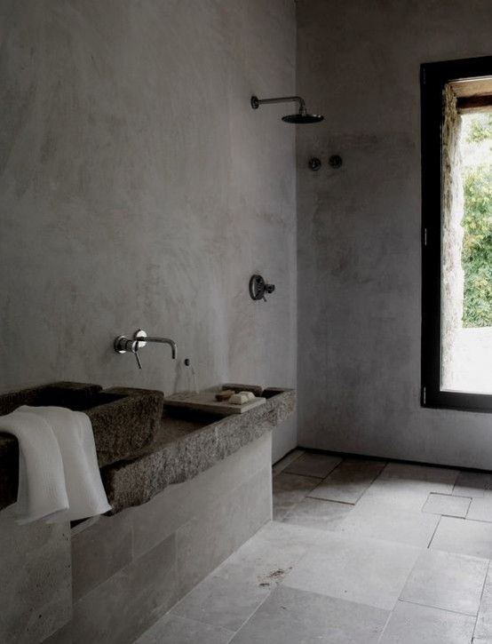 17 best ideas about industrial bathroom design on for Banos vintage industrial