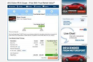 How To Use TMV: True Market Value Pricing on Edmunds.com