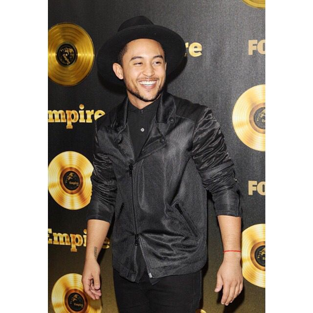 Tahj Mowry at the Empire Premiere