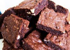 chocolade brownie recept, snel en makkelijk klaar te maken.