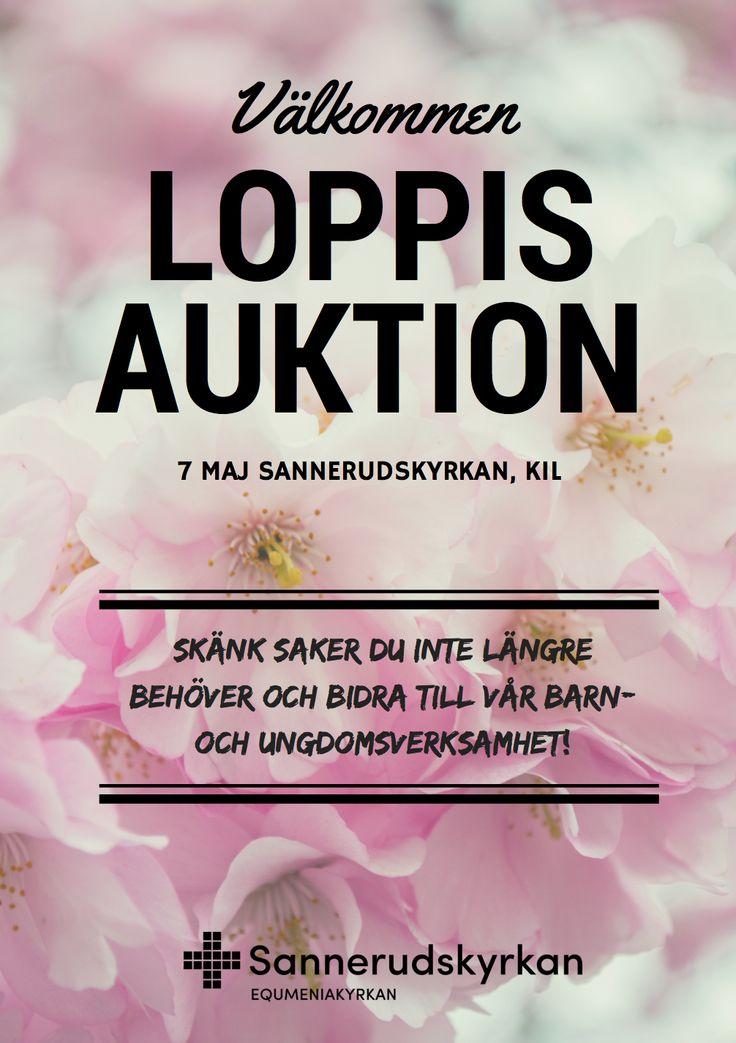 Affisch skapad med bild från bildbanken equmenia.se/bildbank och affischmallsidan canva.com. Med hjälp av den behöver man inte kunna grafisk formgivning eller svåra program. Lägg bara in valfri text i en mall.