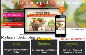 Website Designing and Development company in Kerala,offering advanced beautiful website at affordable price.