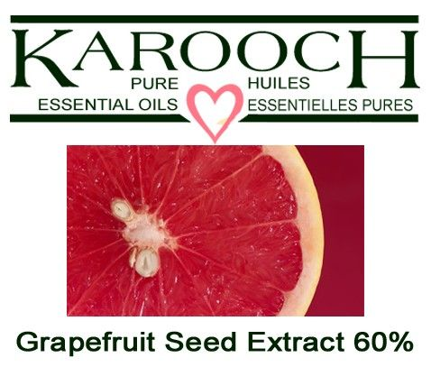 Grapefruit Seed Extract 60%