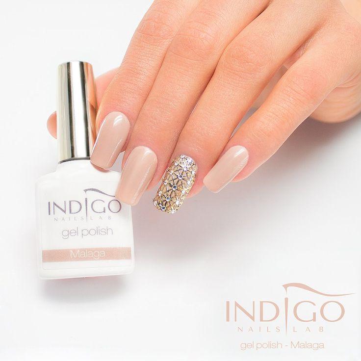 Malaga (video) | indigo labs nails veneto