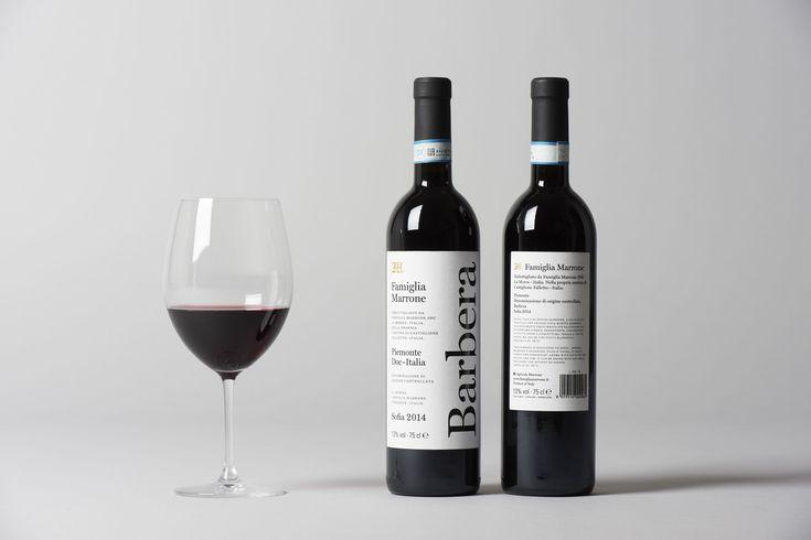Barbera Marrone Sofia — The Dieline - Branding & Packaging Design