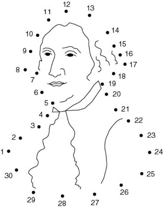 george washington dot to dot