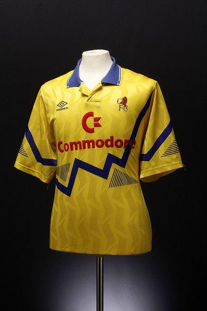 Chelsea Third Kit 1991-93