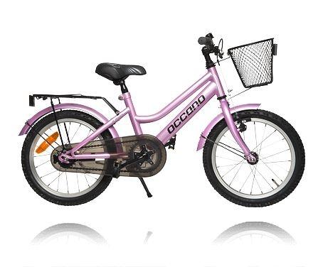 Barncykel Occano - http://www.stadium.se/sport/cykel/cyklar/131175/occano-y-511-16-tum-girl