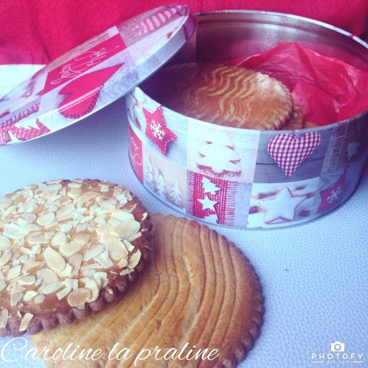 Caroline La Praline: Sablés comme à la boulangerie (thermomix)