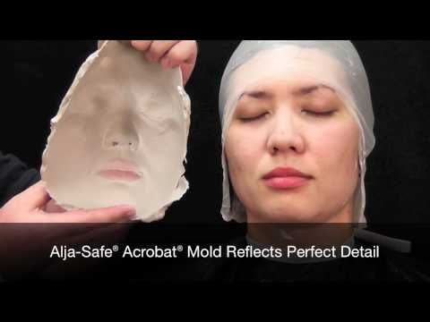 Life Casting: Making a Mold of Your Face with Reinforced Alginate