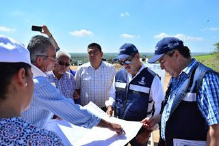 GOBERNADOR SUPERVISÓ OBRAS POR 40 MDP PARA FORTALECER INFRAESTRUCTURA TURÍSTICA EN SAN JOSÉ DE GRACIA