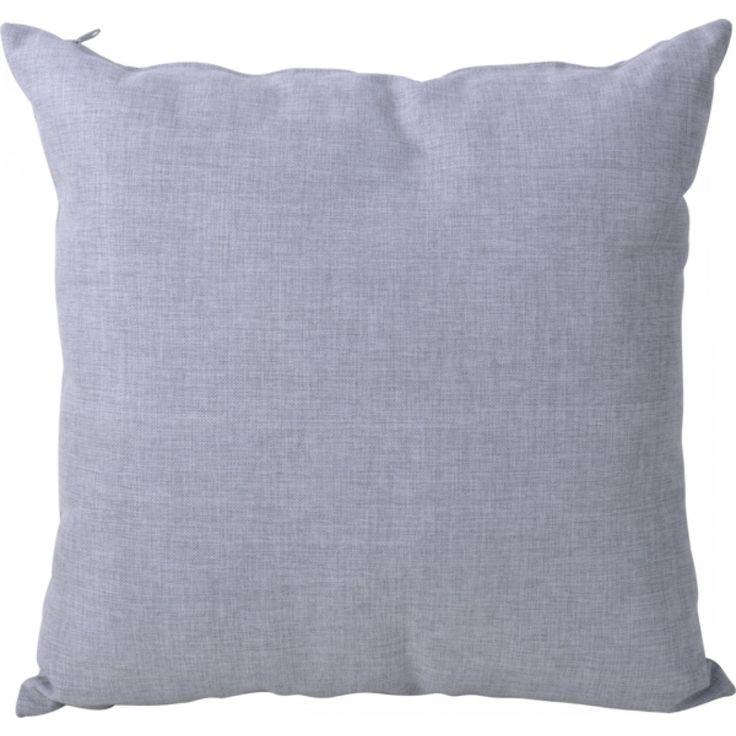 Pute Linwood grå 45x45cm