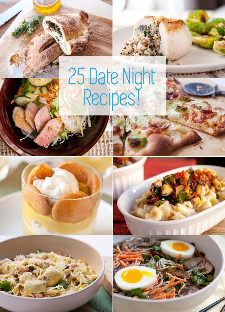 Macheesmo: 25 Date Night Recipes