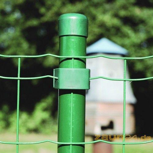 75 Meter Gartenzaun Fix-Clip Pro, Höhe 120cm -Komplettset- - fix-clip 120cm - Fix-Clip Pro - Komplettzäune - Angebote