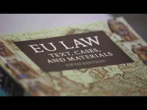 Advanced Master European and International Buisiness Law