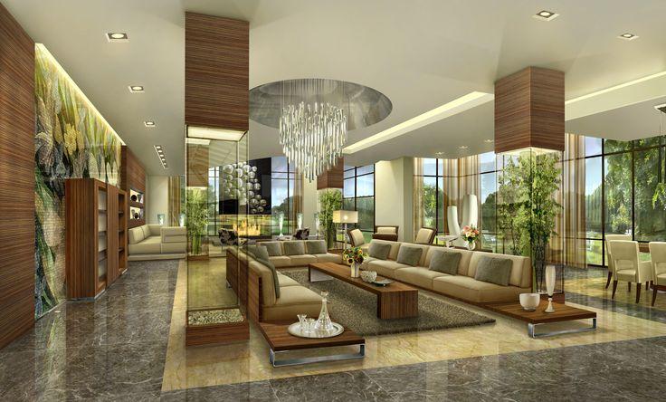 Modern living - Private villa