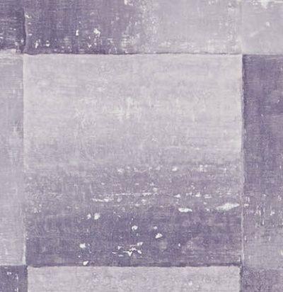 фиолетовые обои геометрия P616/06 Designers Guild
