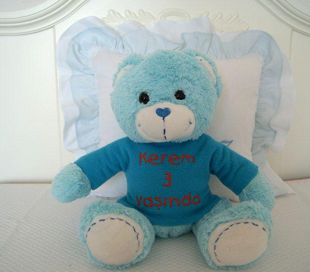 Geçmiş olsun ayıcığı...#bear #ayıcık #oyuncakayı #giftomino http://goo.gl/TYlYZ3