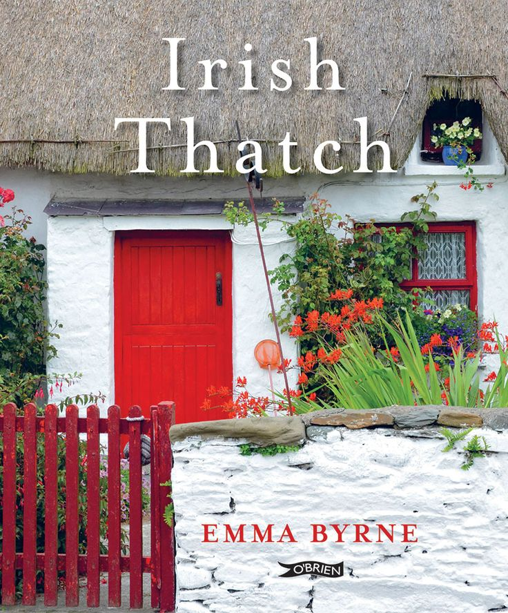 Irish Thatch by Emma Byrne